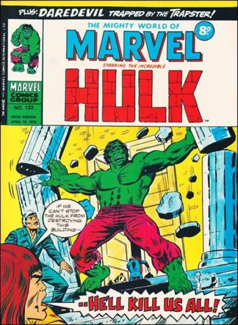 Mighty World of Marvel Vol 1 133