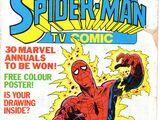 Super Spider-Man TV Comic Vol 1 485