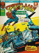 Spider-Man Comics Weekly 127