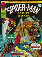 Spider-Man Comics Weekly 136