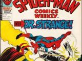 Spider-Man Comics Weekly Vol 1 156