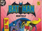 Batman Monthly (London Editions Magazines)