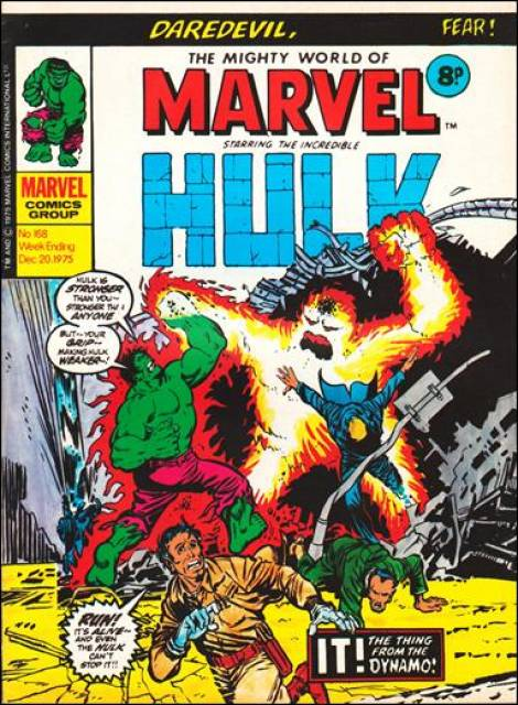 Mighty World of Marvel Vol 1 168
