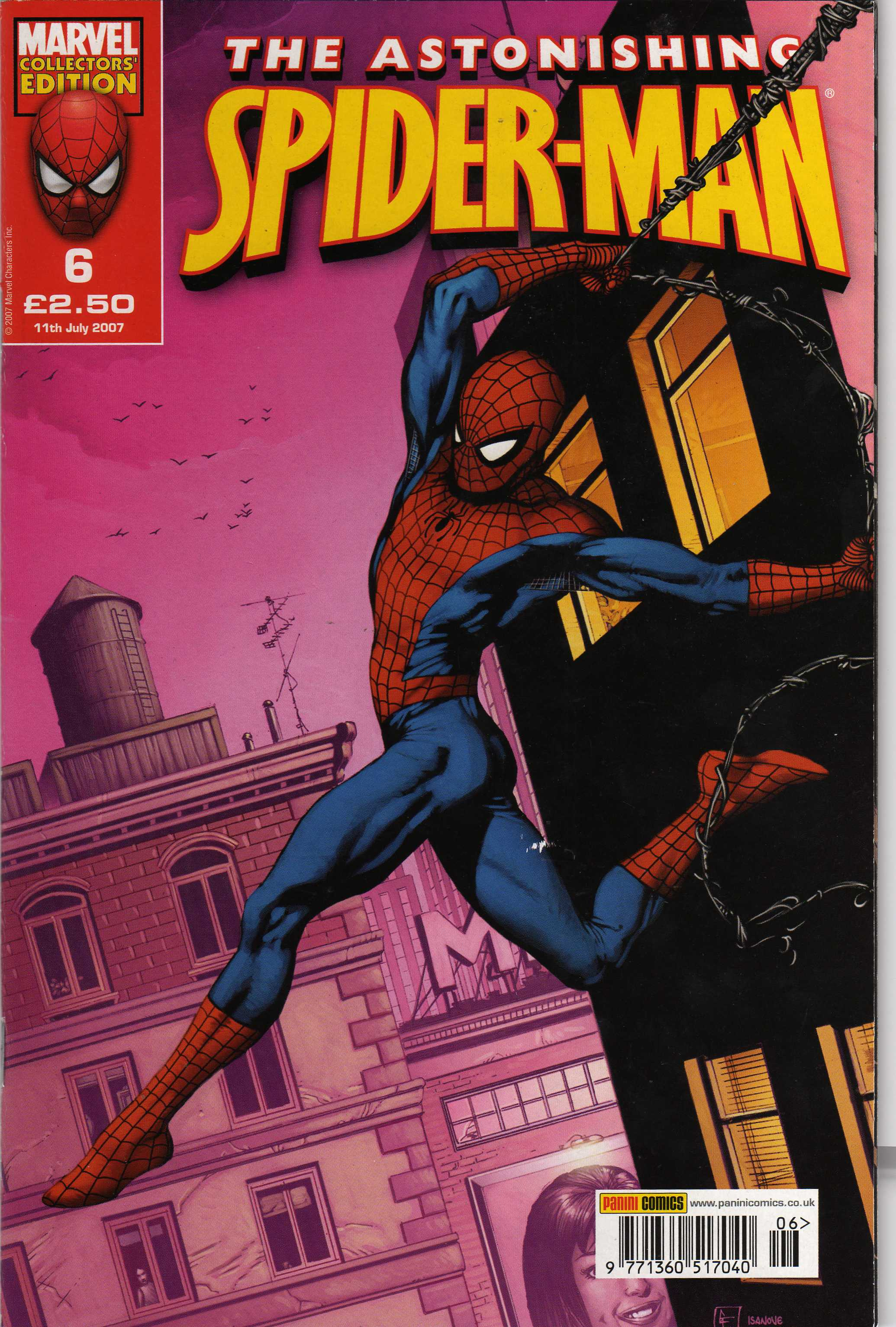 Astonishing Spider-Man Vol 2 6