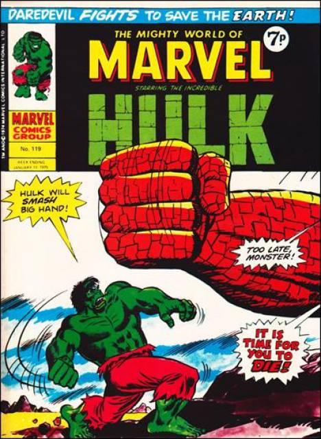 Mighty World of Marvel Vol 1 119