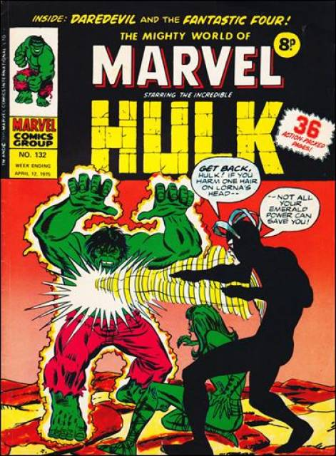 Mighty World of Marvel Vol 1 132