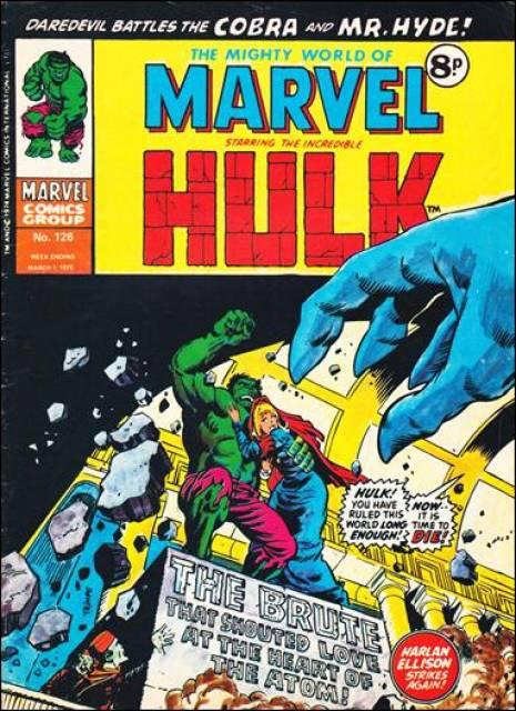Mighty World of Marvel Vol 1 126