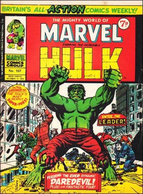 Mighty World of Marvel Vol 1 107