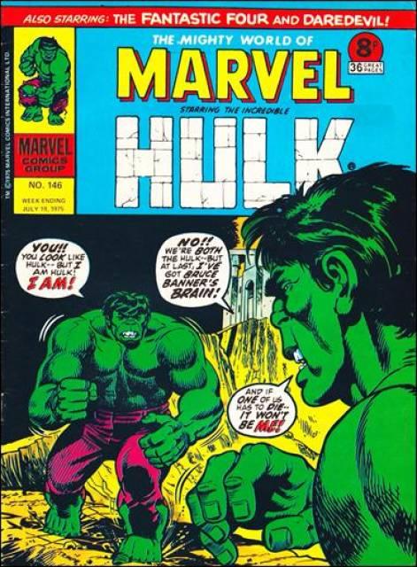 Mighty World of Marvel Vol 1 146