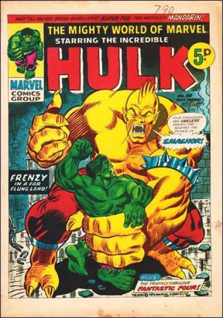 Mighty World of Marvel Vol 1 56