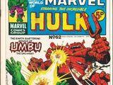 Mighty World of Marvel Vol 1 62