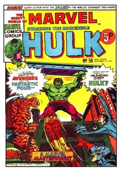 Mighty World of Marvel Vol 1 50