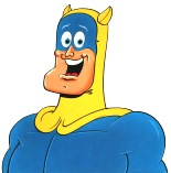 Bananaman/Gallery