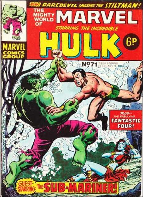 Mighty World of Marvel Vol 1 71