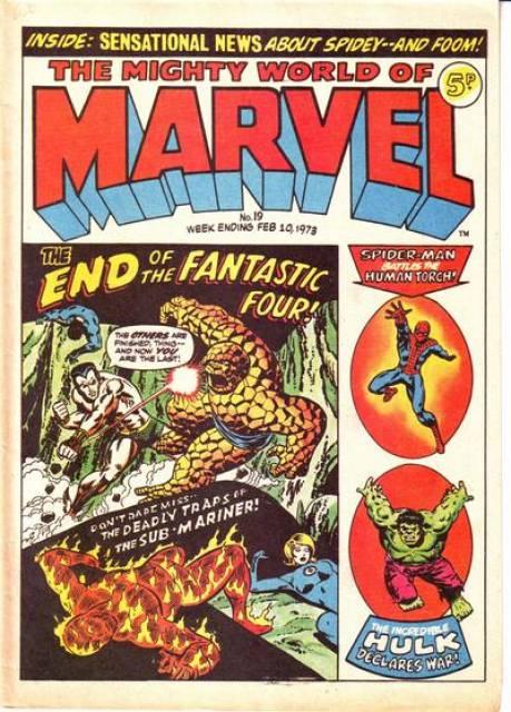 Mighty World of Marvel Vol 1 19