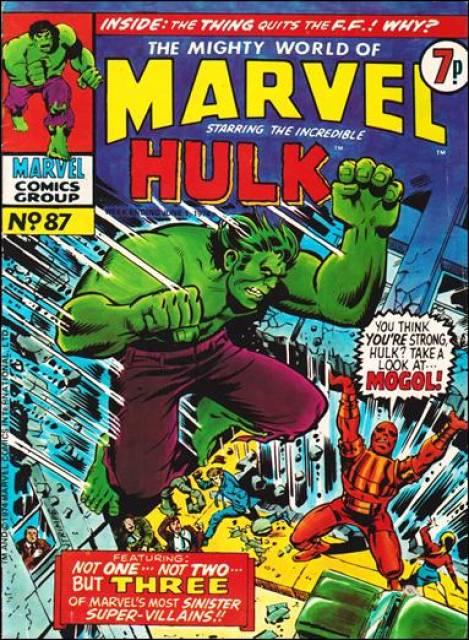 Mighty World of Marvel Vol 1 87