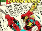 Super Spider-Man and Captain Britain Vol 1