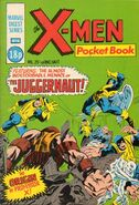 X-men pocketbook 16