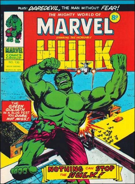 Mighty World of Marvel Vol 1 130