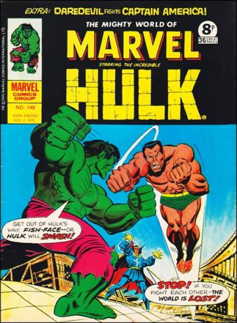 Mighty World of Marvel Vol 1 148