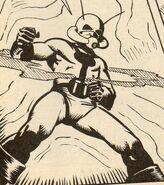 Ant Man by Steve Dillon