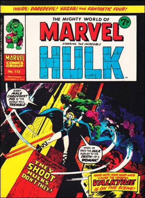 Mighty World of Marvel Vol 1 112