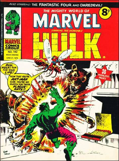 Mighty World of Marvel Vol 1 142