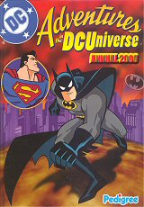 Adventures in the DC Universe Annual Vol 1 2