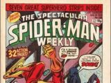 The Spectacular Spider-Man Weekly Vol 1 338