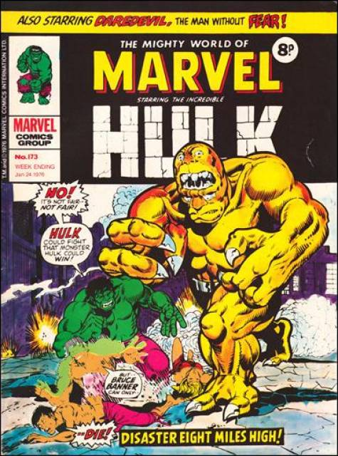 Mighty World of Marvel Vol 1 173