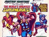 Avengers (Marvel UK) Vol 1