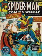 Spider-Man Comics Weekly 75