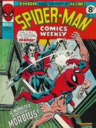Spider-Man Comics Weekly 140