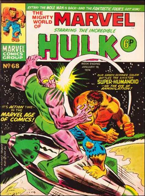 Mighty World of Marvel Vol 1 68