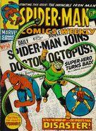 Spider-Man Comics Weekly 50