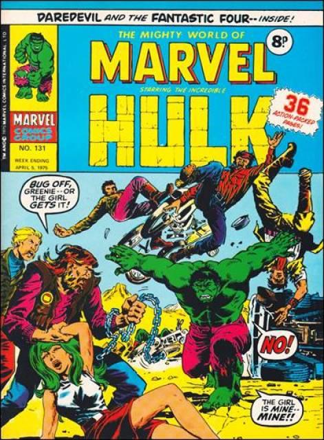 Mighty World of Marvel Vol 1 131