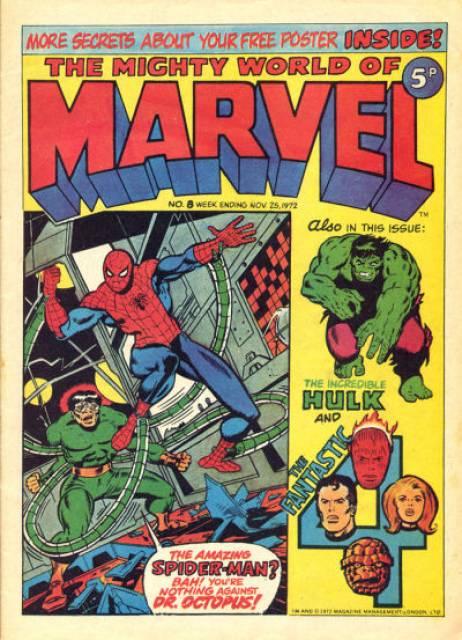 Mighty World of Marvel Vol 1 8