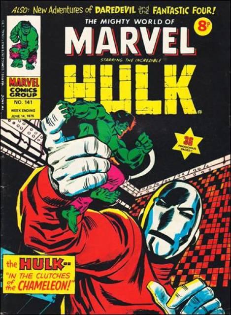 Mighty World of Marvel Vol 1 141