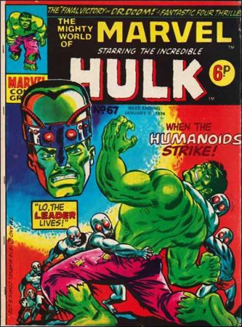 Mighty World of Marvel Vol 1 67