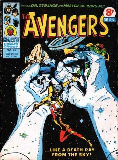 Avengers (Marvel UK) Vol 1 94