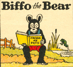 Biffo the Bear