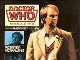 Doctor Who Magazine Vol 1 121