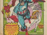 Captain America (Marvel UK Weekly) Vol 1