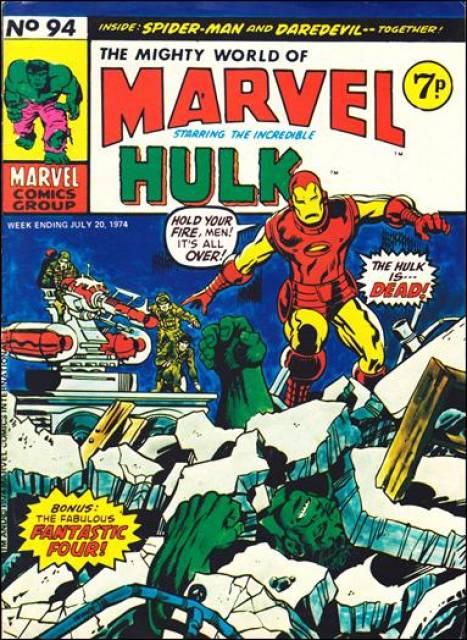 Mighty World of Marvel Vol 1 94