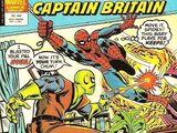 Super Spider-Man and Captain Britain Vol 1 253
