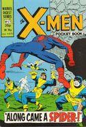 X-Men pocketbook 27