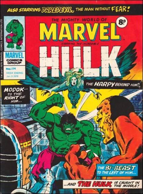 Mighty World of Marvel Vol 1 174