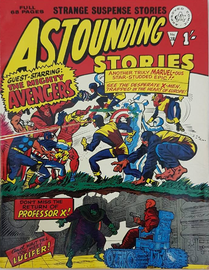 Astounding Stories Vol 1 22