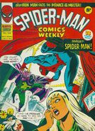 Spider-Man Comics Weekly 123