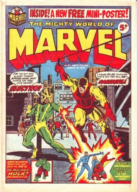 Mighty World of Marvel Vol 1 23